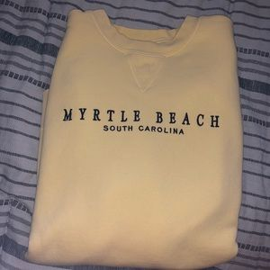 Tops - Myrtle Beach SC Sweatshirt